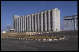 Cement Grain Siloes