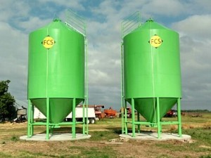 MU 1415 Smoothwall Hopper bins